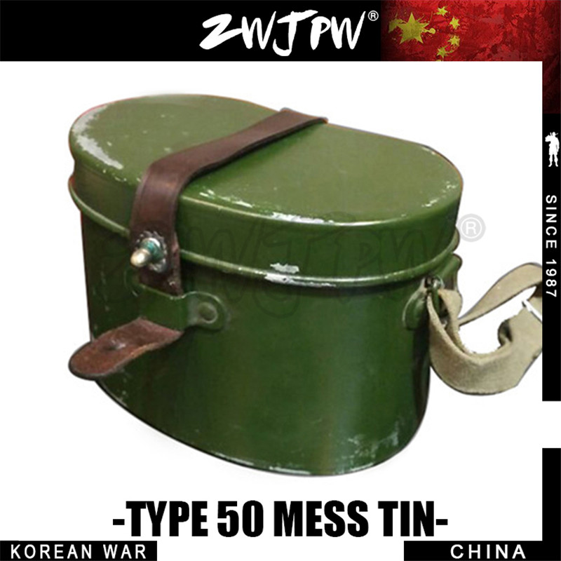 Original Chinese Communist Party KMT 50-style Lunch Box Mess Tin Canteen Outdoor Camping CN/102203 communist czechoslovakia 1945 89