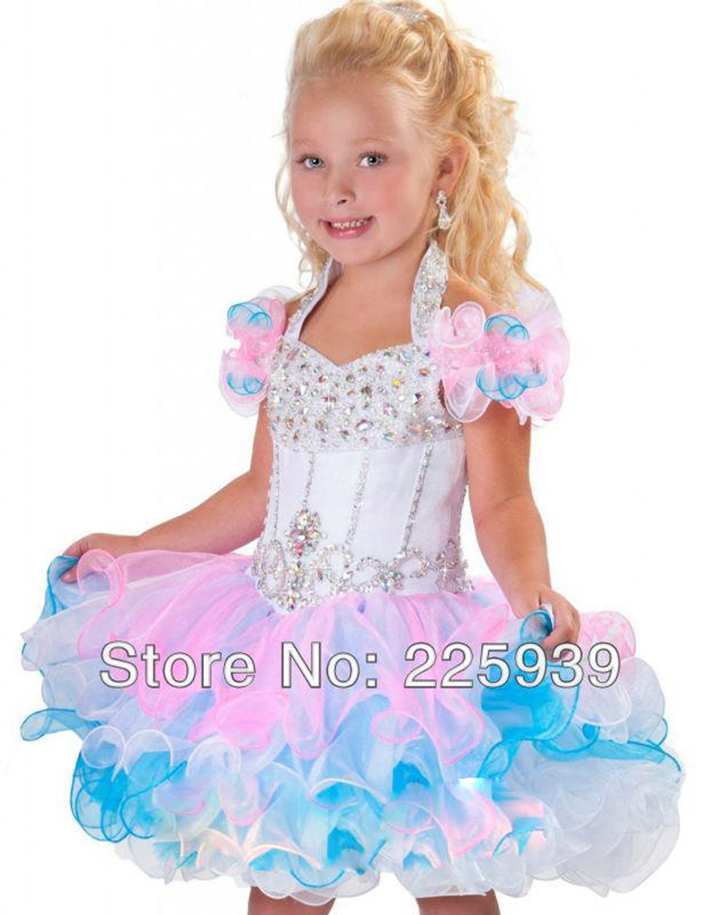 Popular Short Pageant Dresses for Girls-Buy Cheap Short Pageant ...