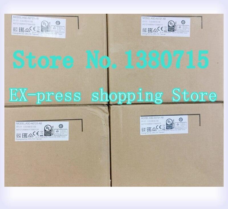 ECMA-G31306ES + ASD-A0721-AB 220V 600W 5.73NM 1000 tr/min 130mm AC Servo moteur et kits d'entraînement 2500ppr