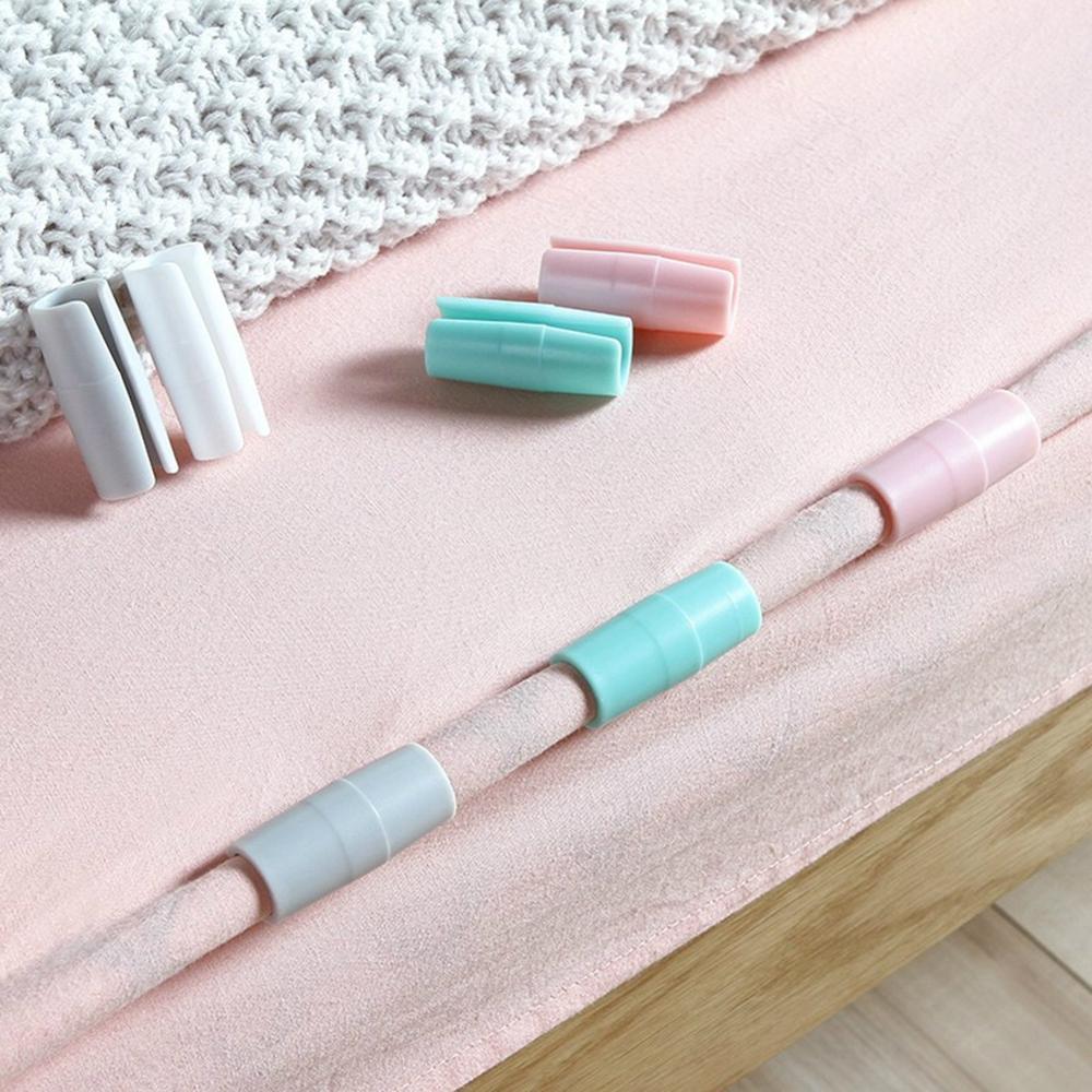 12PCS Household Quilt Anti-slip Clip Short Type Length 4 Cm Household Merchandises Bedroom Furniture Set Free Shipping 4