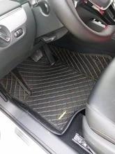 Car Floor Mats for Mitsubishi Pajero Montero V73 V77 V93 Customized Foot Rugs car-styling carpet