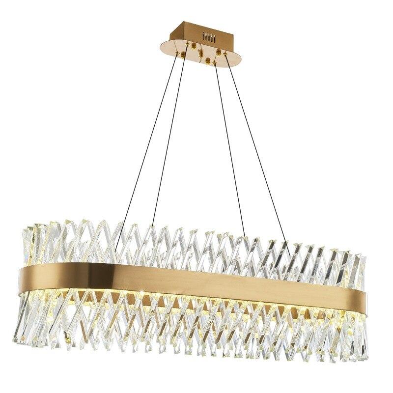 Nordic light luxury restaurant art chandelier personality bedroom living room designer lighting postmodern creative LED pendant