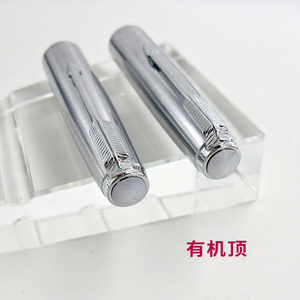 Image 5 - Wing Sung 601a 0.5mm Fine Nib Vacumatic Vulpen Metal + ABS Body Zilver Cap