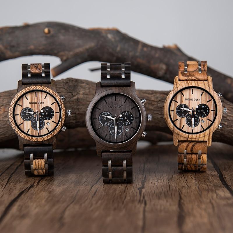 Top Brand Luxury Men's Watch Life Waterproof Date Clock Male Multi-function Sports Watches Men Quartz Casual Wrist Watch Oem A25