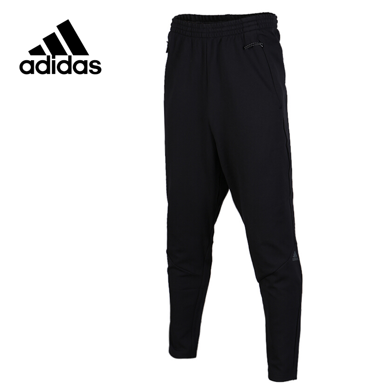 Original New Arrival Official Adidas NEO Men's Full Length Training Pants Sportswear adidas original new arrival official women s tight elastic waist full length pants sportswear bj8360