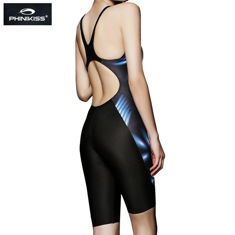 PHINIKISS Brand Competition Plus Size Swimwear Әйелдер Long - Спорттық киім мен керек-жарақтар - фото 5