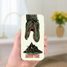 Jurassic Park Dinosaur World Soft Tpu Phone Cases Cover Samsung Galaxy Note 2 3 4 5 8 S2 S3 S4 S5 Mini S6 S7 S8 S9 Edge Plus