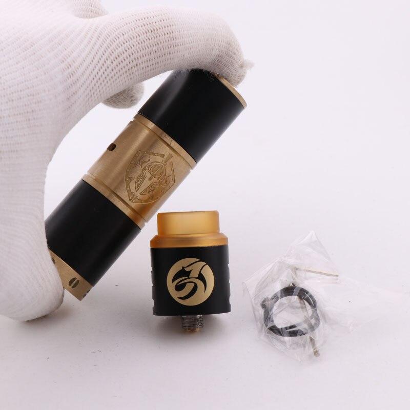 Nuovo XFKM meccanico mod kit-UNA sigaretta Elettronica atomizzatore vape con E sigaretta meccanico mod 510 filo