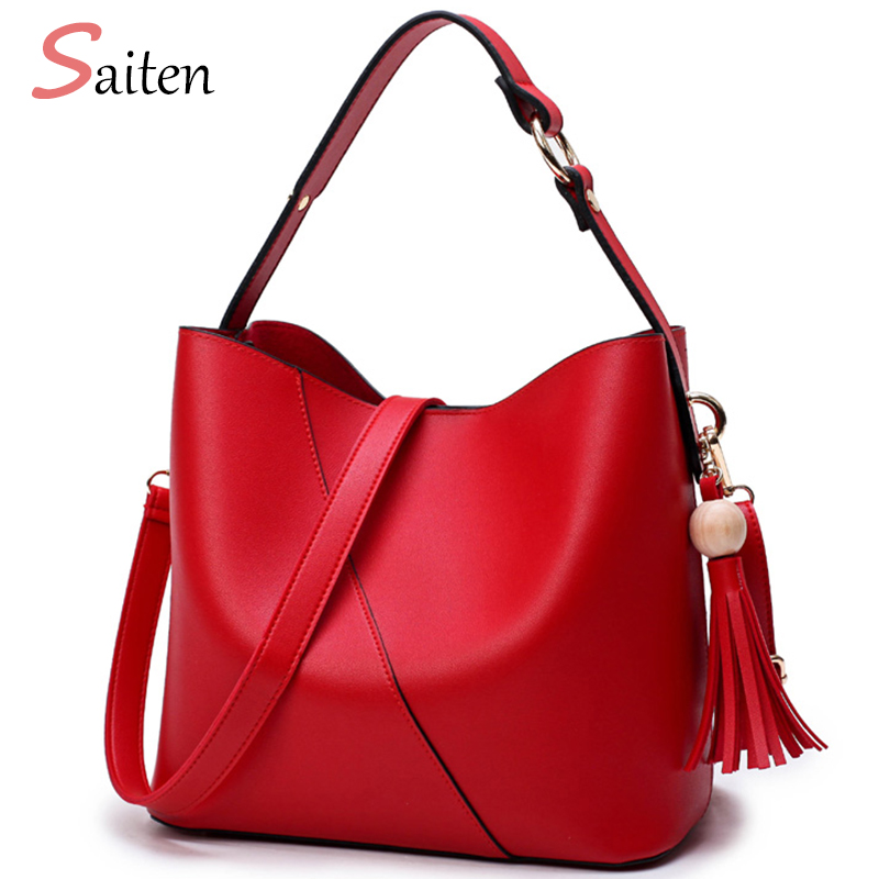 Leather Bag Luxury PU Women Shoulder Bags Handbag Brand Designer Bags New 2017 Fashion Ladies Hand Bag Women's Bolsa Feminina aelicy new women bag pu leather tote brand bag ladies handbag lady evening bags female messenger bags for girls bolsa feminina