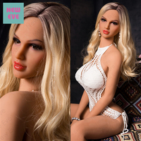 165cm Big Ass Big Breast Sex Doll TPE Silicone With Metal Skeleton Adult Love Doll Big Buttocks Sexy Porno Robots Hot Sale
