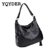 YQYDER Weiblichen Beutel Schulter Große Kapazität Handtaschen Bolsa Feminina Doppel Tasche Frauen Big Bags Damen Designer Totes Sac Ein Haupt
