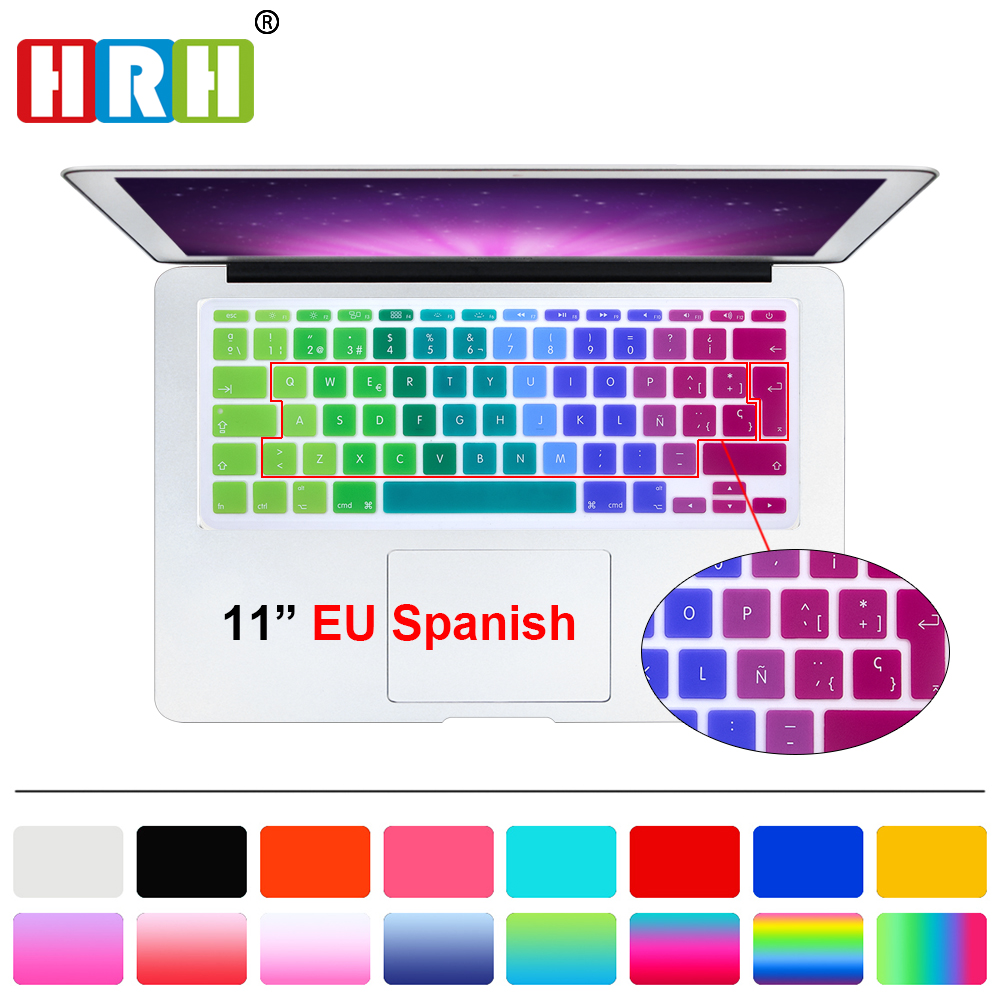 Online Buy Wholesale Rainbow Macbook Air Keyboard Cover From China - Map us keyboard to uk