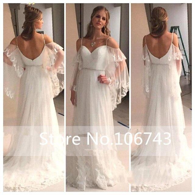 Vestido De Noiva 2018 Bohemian Sexy sweetheart Boho Beach bridal gown Robe  De Mariee Casamento lace Mother of the Bride Dresses 45001429c8f8