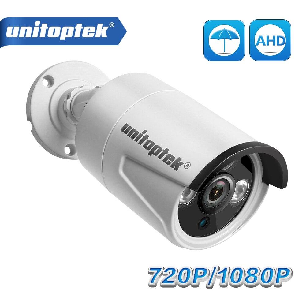 HD 1.0MP 2MP CCTV AHD Camera Outdoor IP66 Waterproof 3Pcs Array IR LED Bullet Camera Camera 720P 1080P CCTV Surveillance Camera