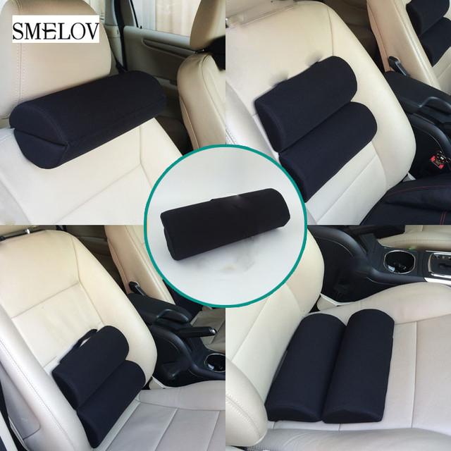 Lumbar Roll Protector Back Support Pillow