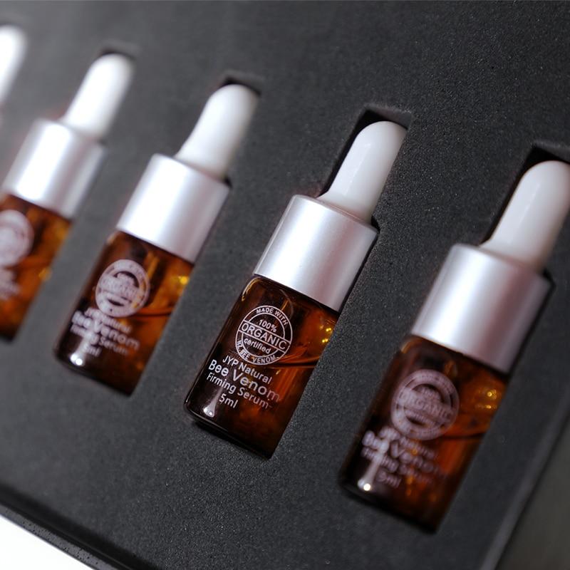 JYP Organic Manuka Honey Bee Venom Firming Tightening Anti Aging Wrinkle Moisturizing Neck Face Serum Skin