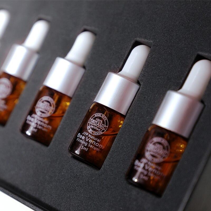 JYP Organic Manuka Honey Bee Venom Firming Tightening Anti Aging Wrinkle Moisturizing Neck Face Serum Skin Elasticity Firmness