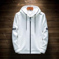 2018 European and American fashion new hoodies men high-end brand leisure shirt, male high quality new mens hoodies. 1