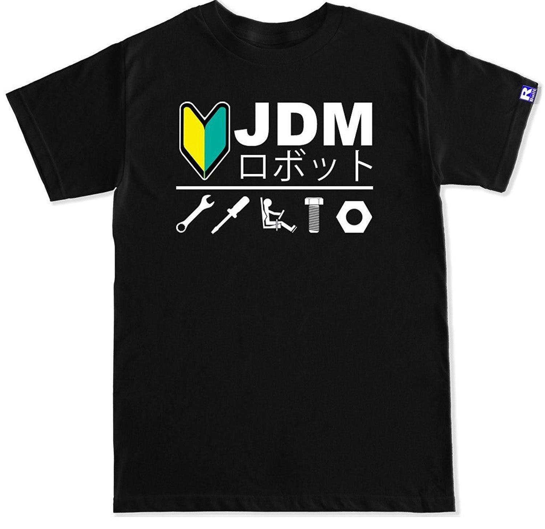 FTD Apparel S JDM R Built T Shirt T Shirts Man Clothing Free Shipping  Tee  2017 Cotton Short-Sleeve T-Shirt