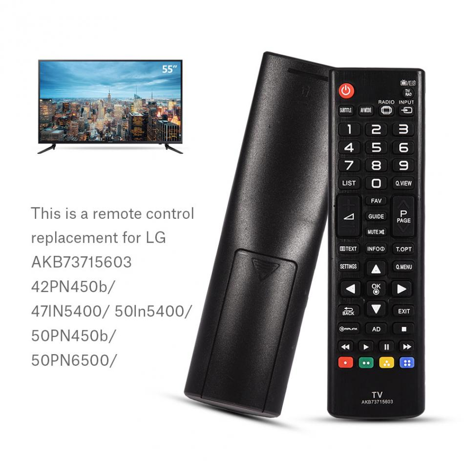 VBESTLIFE universal Smart Remote Control Replacement for LG AKB73715603 42PN450b/47lN5400/50ln5400/50PN450b LCD LED Smart TV