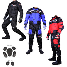 DUHAN D020 Jacket and DK 02 pants oxford knights riding for casual motorcycle racing sport utility