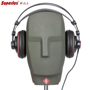 Image 4 - Superlux HD681 Kopfhörer 3,5mm Jack Wired Super Bass Dynamische Kopfhörer Noise Cancelling Headset (Einstellbare Stirnband 9ft Kabel)