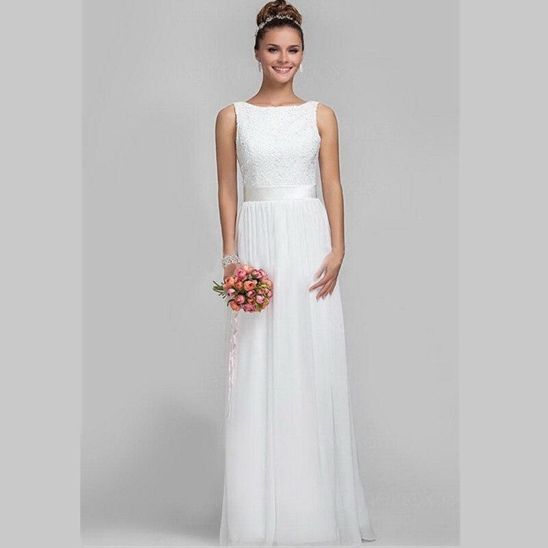 Online Get Cheap Casual White Wedding Dresses -Aliexpress.com ...