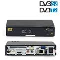 Freesat V8 Dourado Receptor DVB-S2/T2/C Receptor de Satélite Cabo V8 Dourado Suporte IPTV Youtube Cccam cline PK Openbox V8 PRO