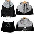 Places Palace Skateboard Jacket Men Women Hip Hip 3M Reflective Waterproof Windbreaker Outwear Patchwork Y-3 Palace Jacket Coats