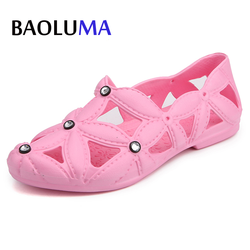 Woman Sandals 2018 Summer Platform Gladiator Sandals Flat Sexy Bohemia Crystal Sandals Female Shoes casual bohemia women platform sandals fashion wedge gladiator sexy female sandals boho girls summer women shoes bt574