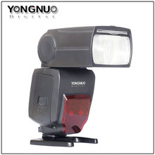 YONGNUO YN660 2.4GHz Flash Speedlite Wireless Transceiver Integrated for Canon Nikon Pentax Olympus DSLR Cameras With cloth(China)