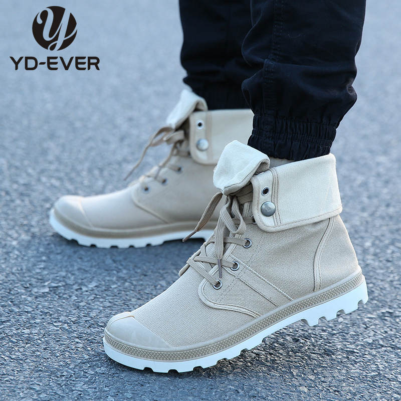 Male Outdoor Fashion High-top Casual Shoes for cheap discount YYJyL
