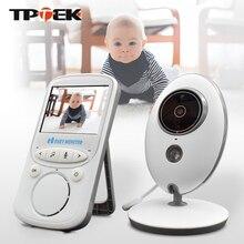 Monitor do bebê de Áudio e Vídeo Sem Fio 2.4 polegada VB605 Babá Câmera Baba Do Bebê Babá Eletrônica Interfone Walkie Talkie Portátil