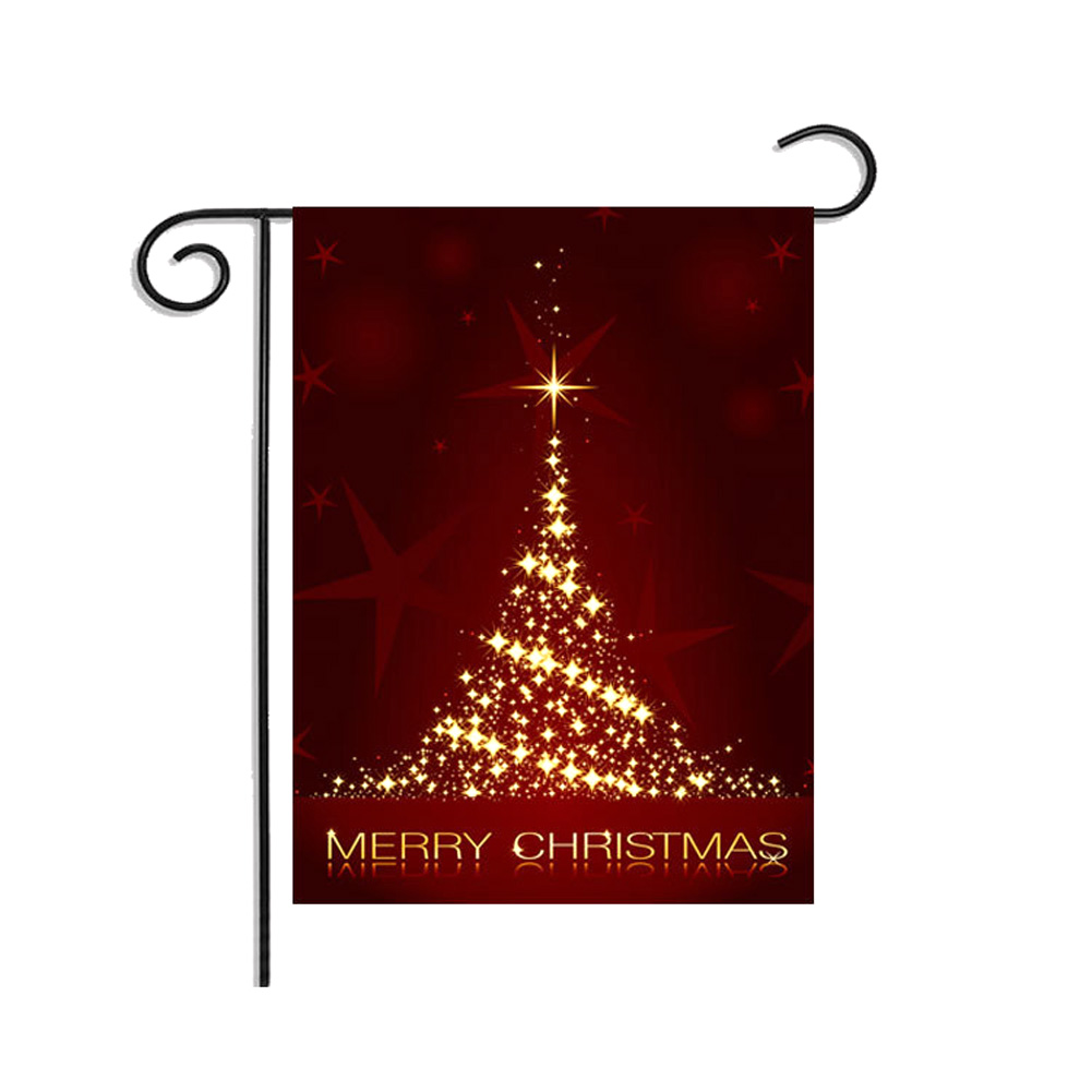 home decorations garden flag indoor outdoor home decor christmas winter snowflake flag tb 2017ing sale in party diy decorations from home garden on - Christmas Indoor Decorations Sale