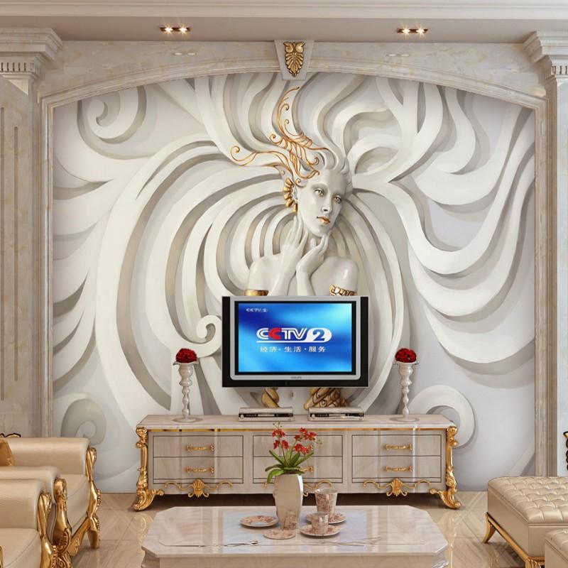 Interieur Design Dreidimensionaler Skulptur – usblife.info