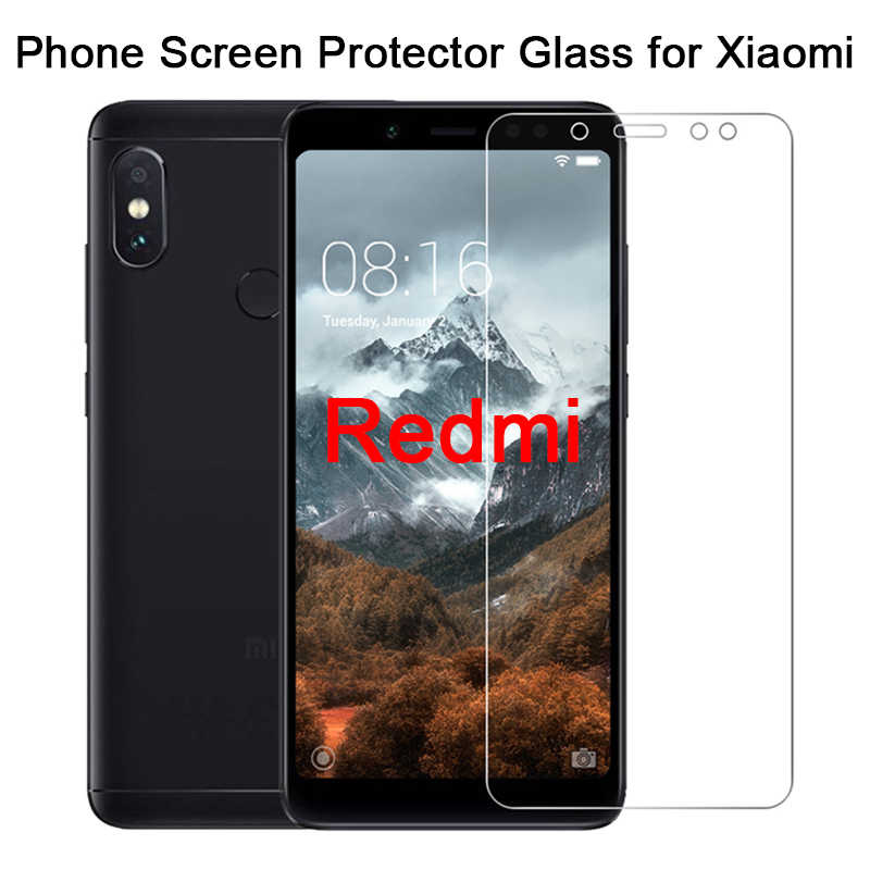 Screen Protector for Redmi Note 7 Mobile Phone Front Film Tempered Glass for Xiaomi Redmi Note 6 Pro 7 5 4 4X 3 Note 5A Prime S2