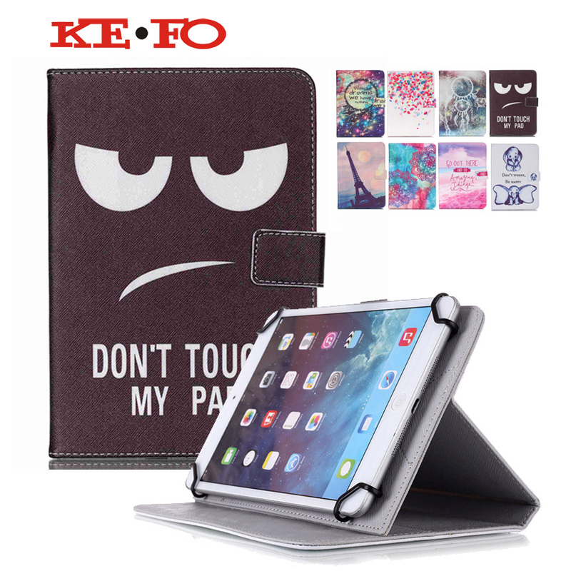 Leather case Stand Cover For Samsung Galaxy Tab 3 tab3 10.1 P5200 P5210 Universal 10.1 inch Tablet cases+Center Film+pen KF553C case for supra m141g 10 1 inch pu leather cover stand folio universal case 10 tablet accessories center flim pen kf553c