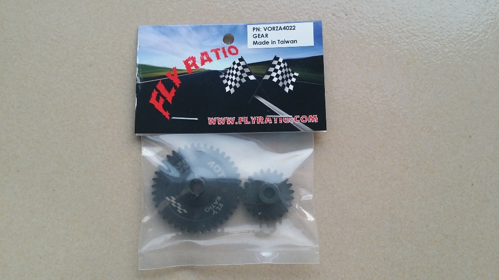 100% Brand New DIY Upgrade Differential Gear Set FLY RATIO