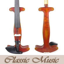 The Period Acoustic Silent Violin Special Edition (4/4) , Rare Find. Handmade Oil Varnish, Spruce wood