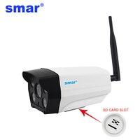 Smar HD IP Camera 720p 960P Wireless Bullet Camera WIFI Onvif P2P Waterproof Outdoor Security CCTV