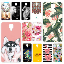 TAOYUNXI Phone Cases For Doogee Homtom HT26 Case Silicone Cover Soft TPU Fundas Bumper