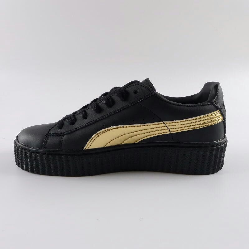 2018 New Arrival Puma x Rihanna Creeper Suede Sneakers Women s and men  Badminton shoes Size 36-44 for sale in Pakistan cb066f791