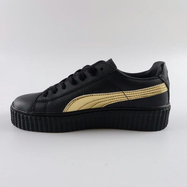 83756787546a72 ... norway 2018 new arrival puma x rihanna creeper suede sneakers womens and  men badminton shoes size