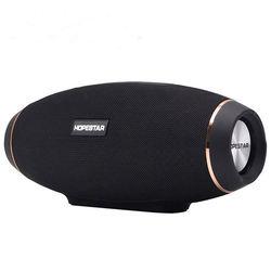 HOPESTAR H20 Rugby Bluetooth Speaker Column Wireless Portable Mini Waterproof Mega Bass Stereo Outdoor Subwoofer TF USB