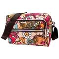 Small Women Shoulder Bag Oxford Waterproof Zipper 2016 Messenger Ladies Women Handbags Fashion Mummy Package X048