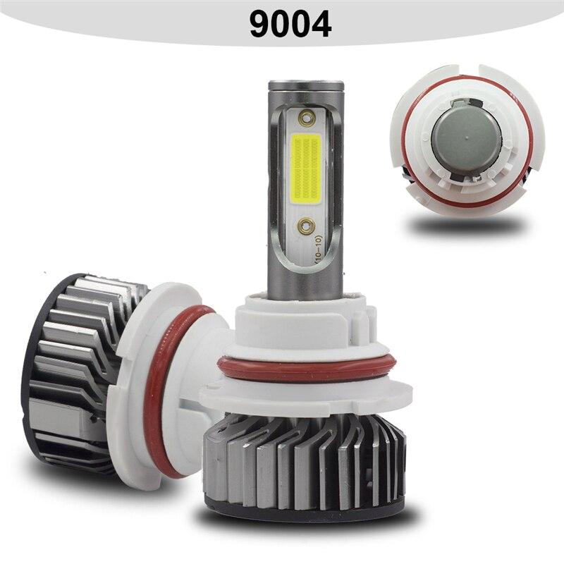 HTB1NBy8XOnrK1Rjy1Xcq6yeDVXaH YHKOMS Canbus Car Headlight LED H4 H7 3000K 4300K 6500K 8000K LED Bulb H11 H8 H1 H3 9005 9006 880 881 H27 Auto Fog Light Lamp