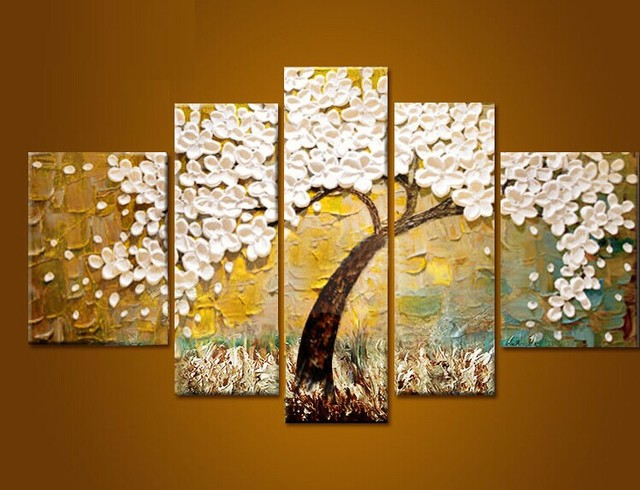 Aliexpress.com : Buy Modern fashion abstract oil painting on ...