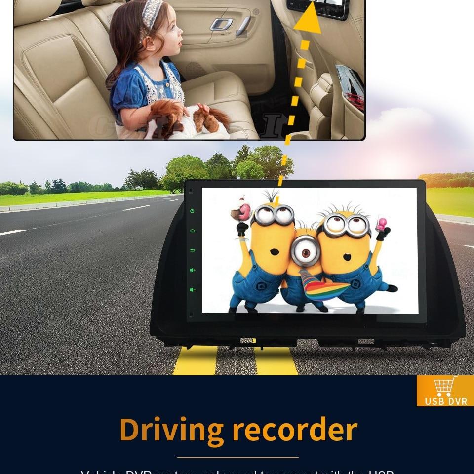"Clearance 7"" Octa Core 4G WIFI Android 8.1 4GB RAM 64GB ROM RDS Car DVD Multimedia Player Stereo Radio For BMW E90 E91 E92 E93 2005-2012 22"