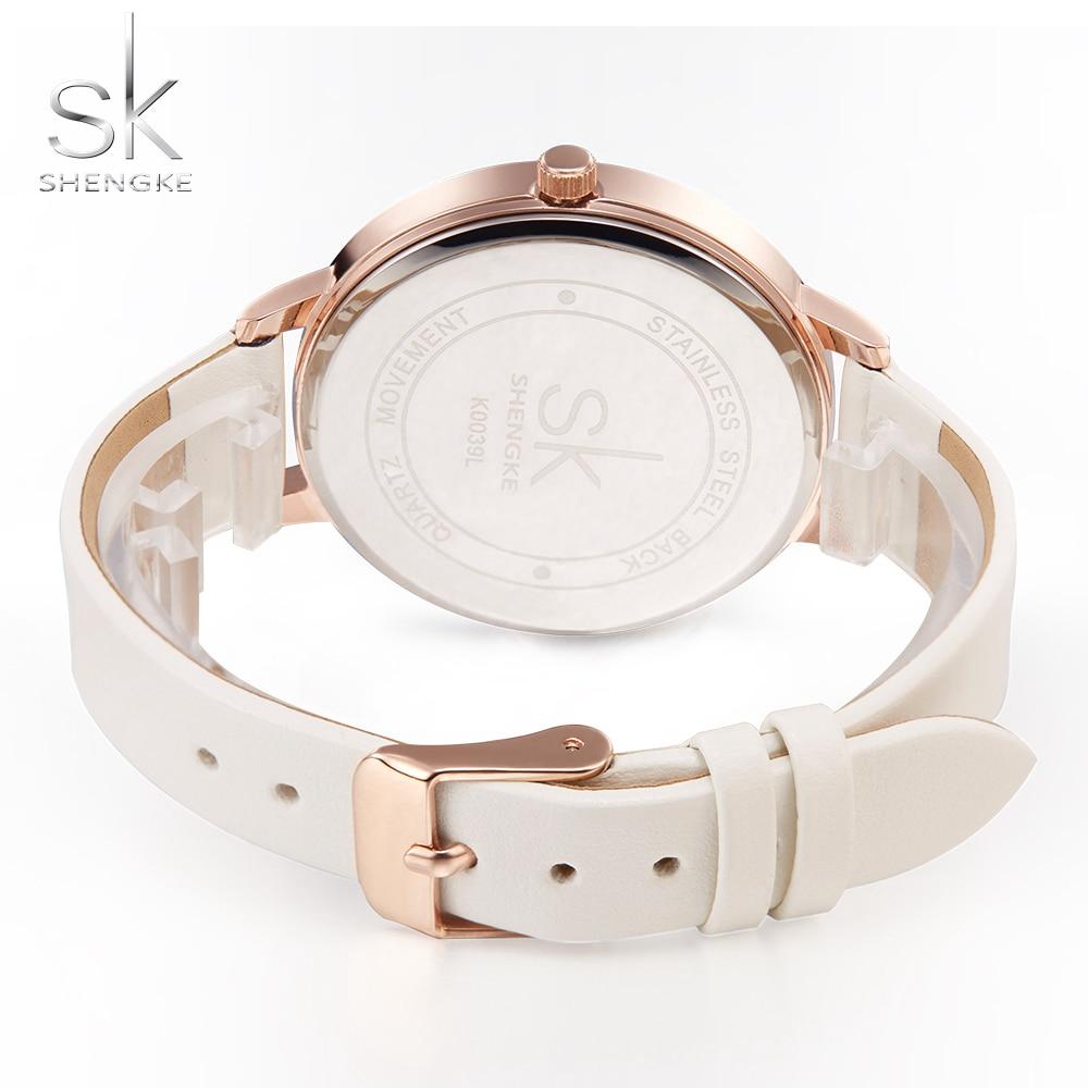 Shengke Κορυφαία μόδα γυναικεία ρολόγια - Γυναικεία ρολόγια - Φωτογραφία 5