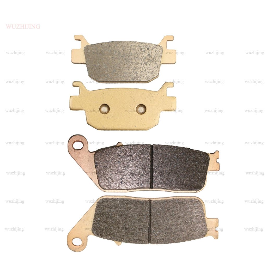 Disc Brake Pads Set For Honda Vt1300 Vt 1300 Cxaa Chopper 9spoke Wheel Abs Model 2010 2011 Brake Disks 700 Integra 2012 2013 2014 2015 Motorcycle Accessories & Parts